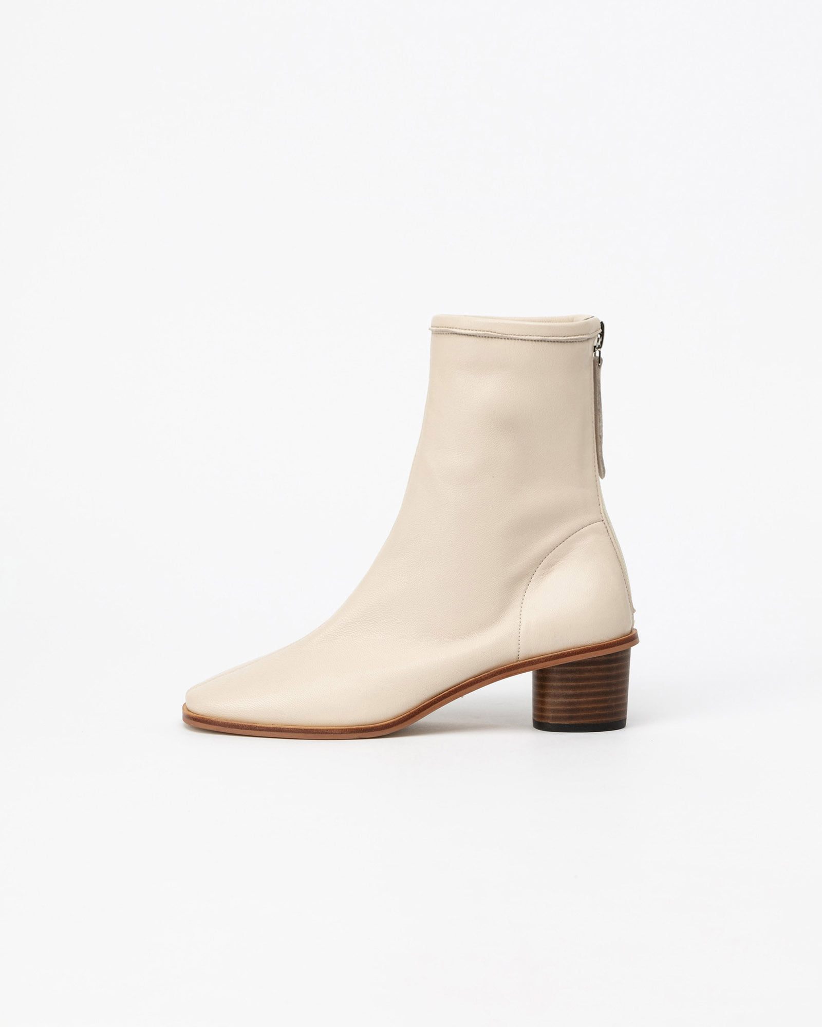 Souple Plus Super Soft Boots in Ivory