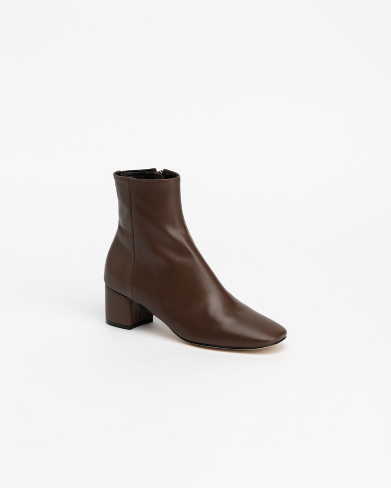 Beacon Boots in Chocolate Calf