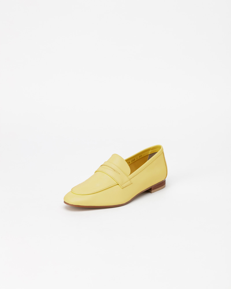 Gant Soft Loafers in LineLight Yellow