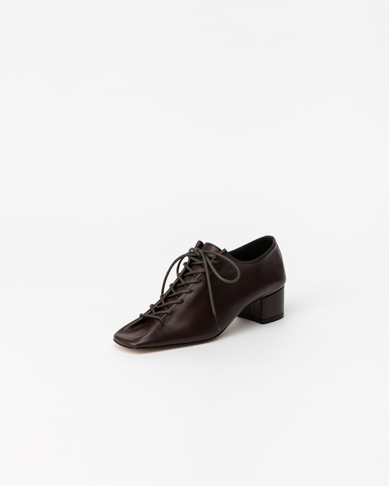 Banon Lace-up Shoes in Dark Brown