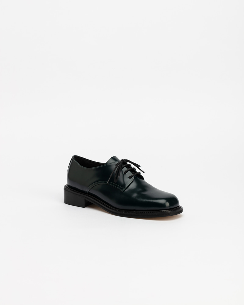 Flam Loafers in Deep Green