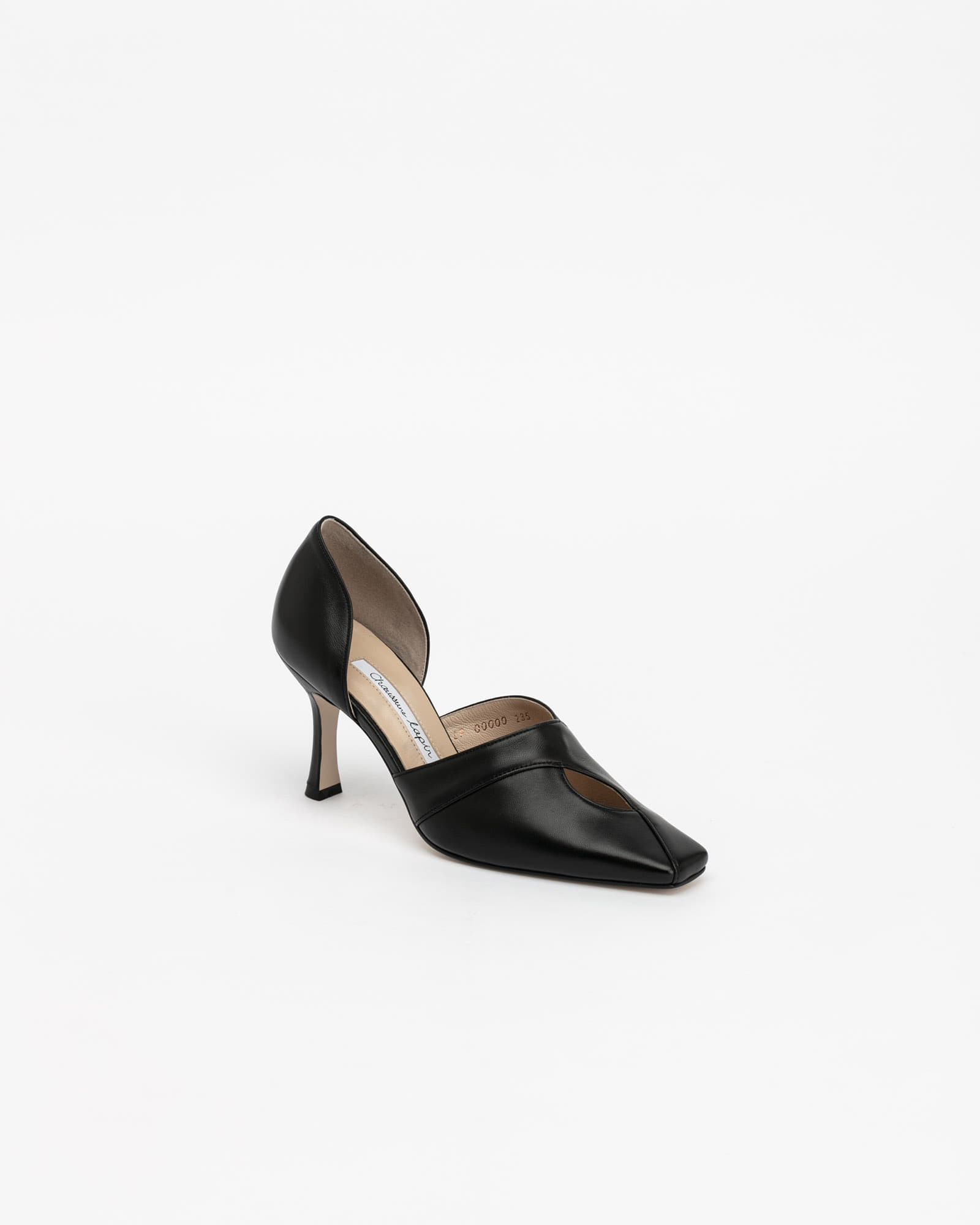 LeBon Pumps in Black