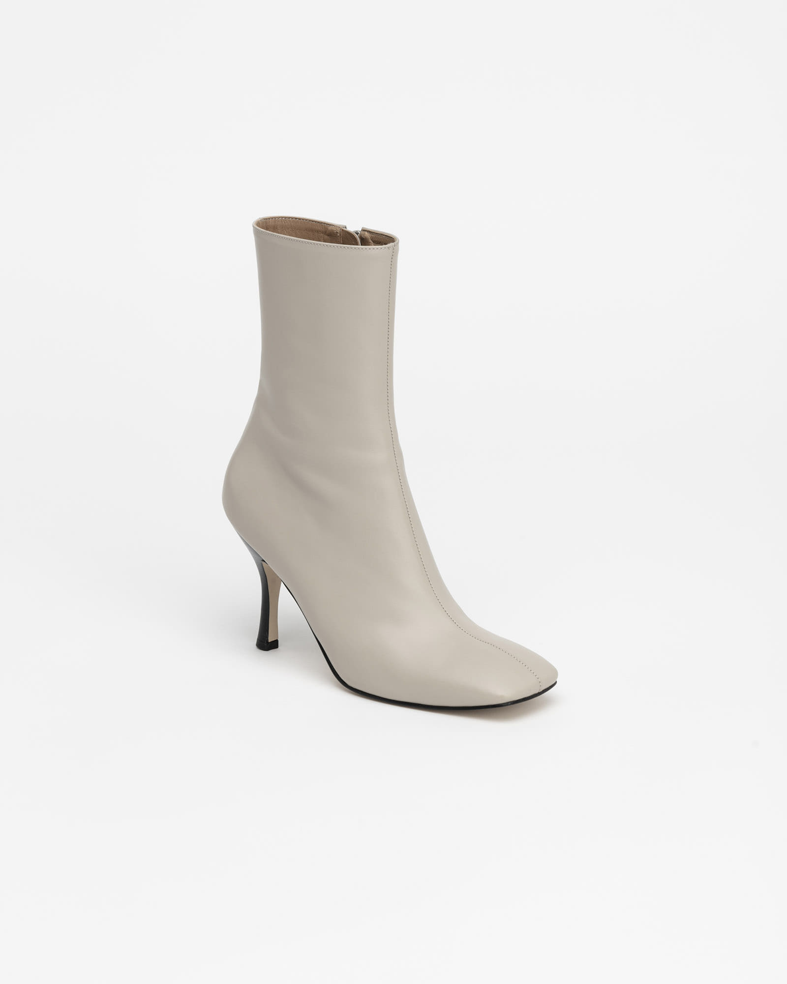 Dante Boots in Taupe Ivory