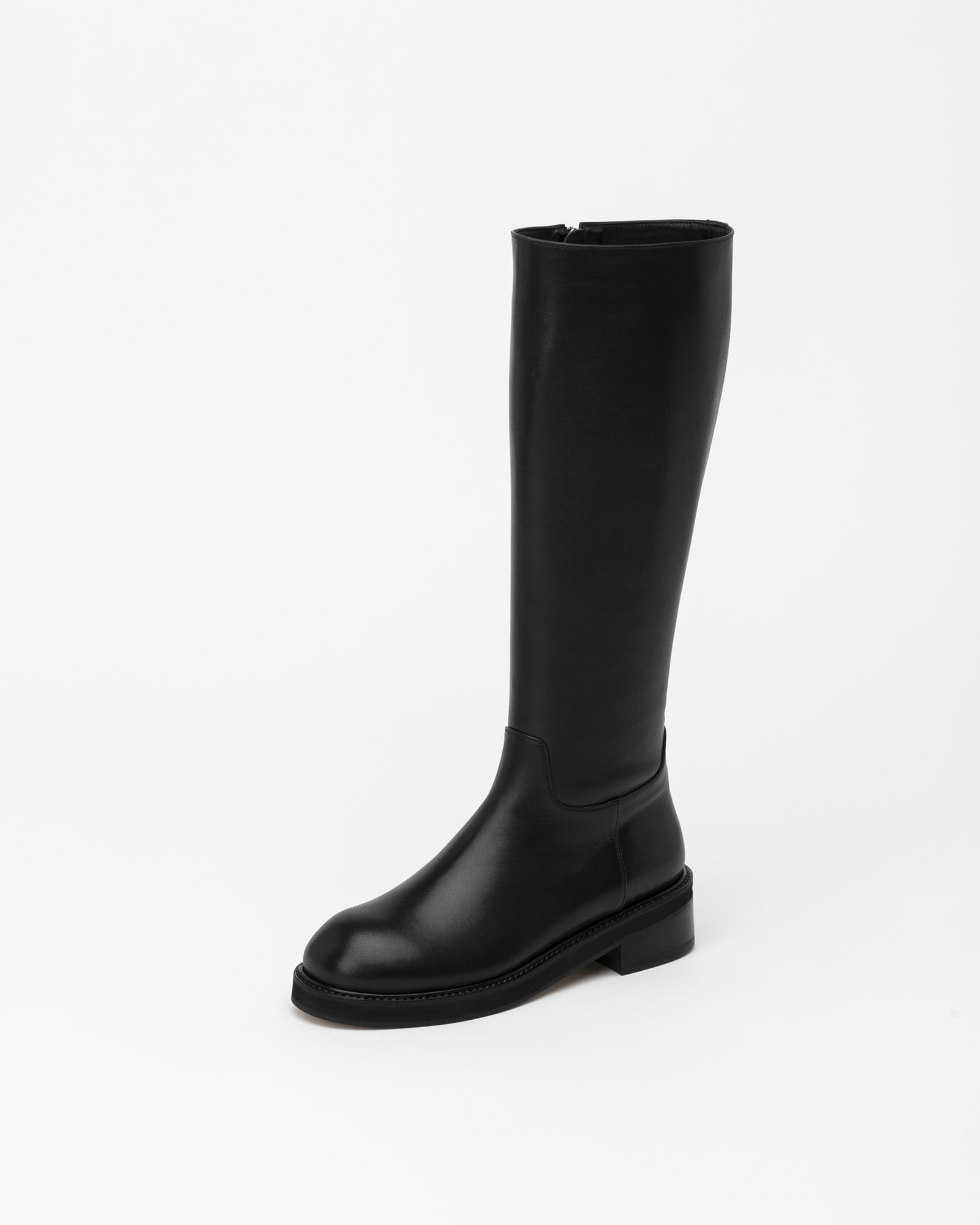 Bait Riding Boots in Regular Black