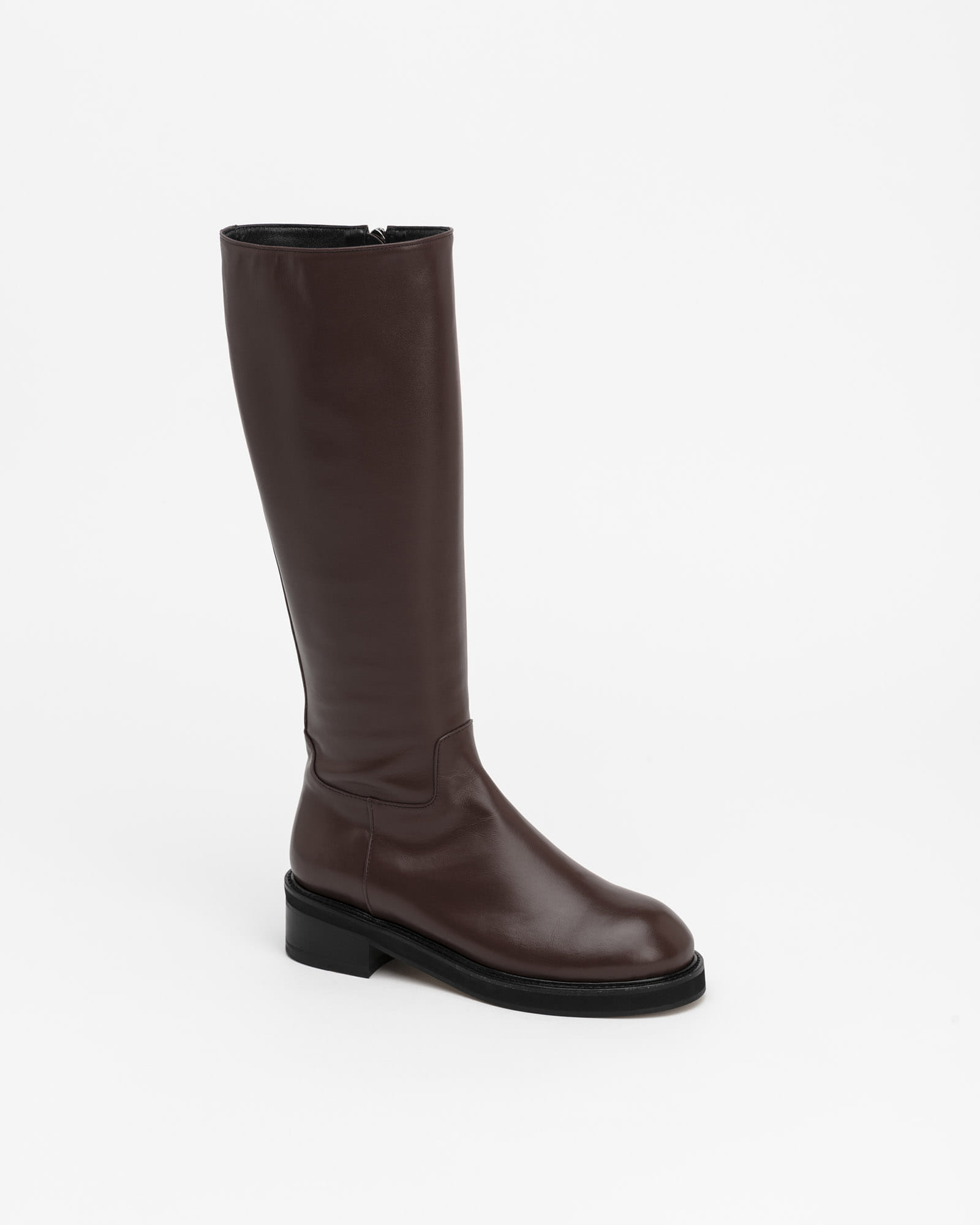 Bait Riding Boots in Tender Brown