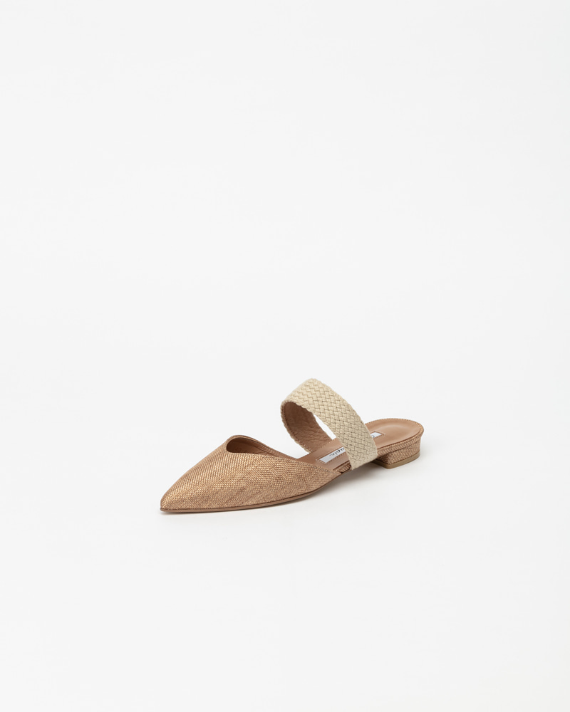 Patio Slides in Natural Straw