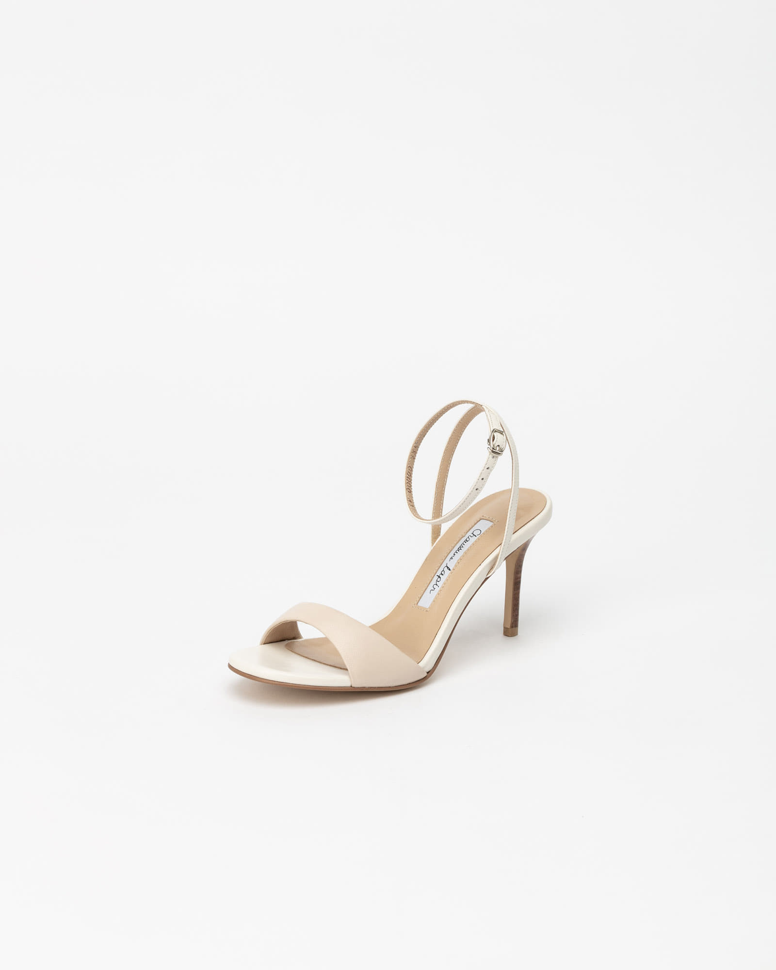 Paloma Soft Sandals in Pinkish Ivory