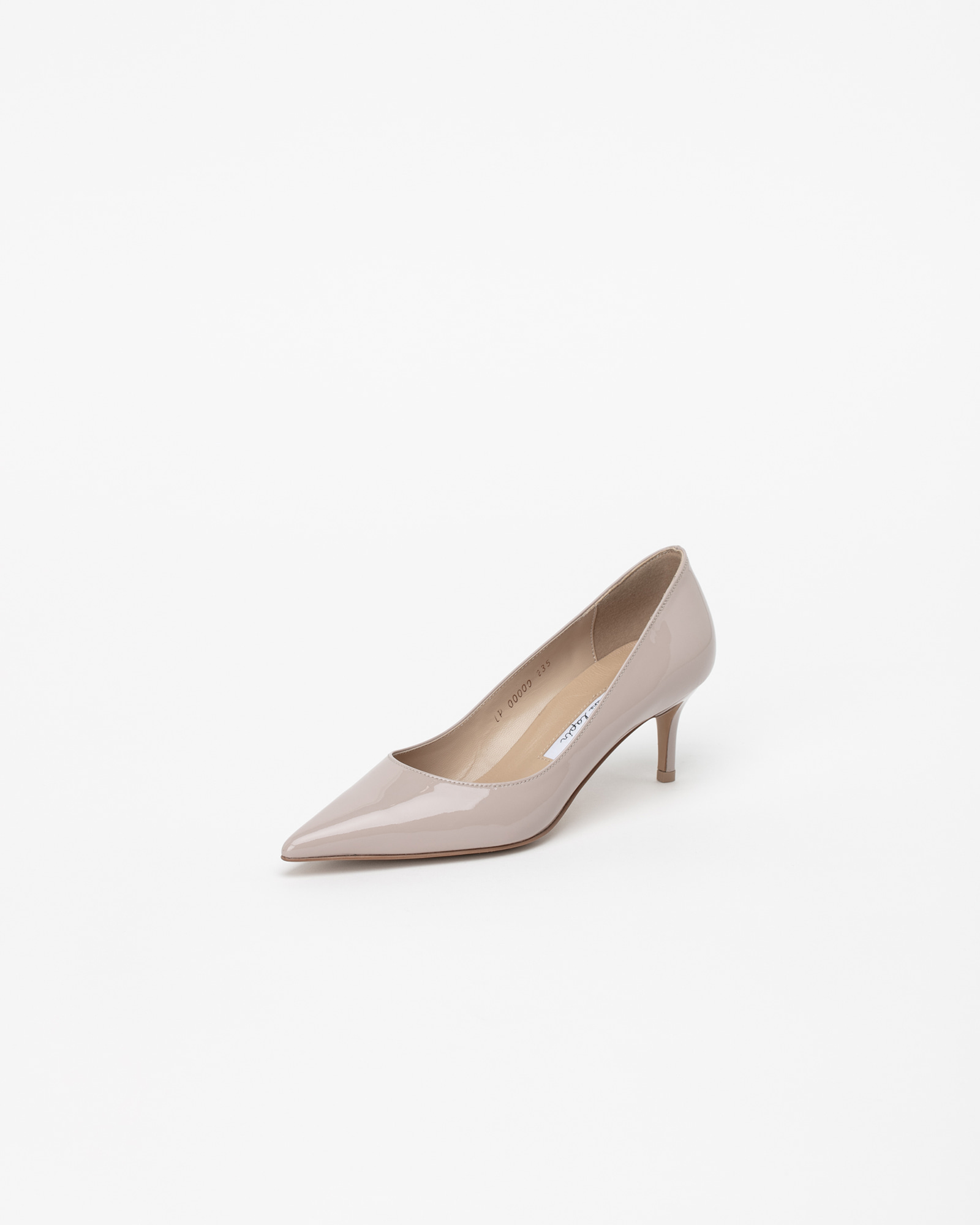 Chauffeur Stilletto Pumps in Light Lavender Patent
