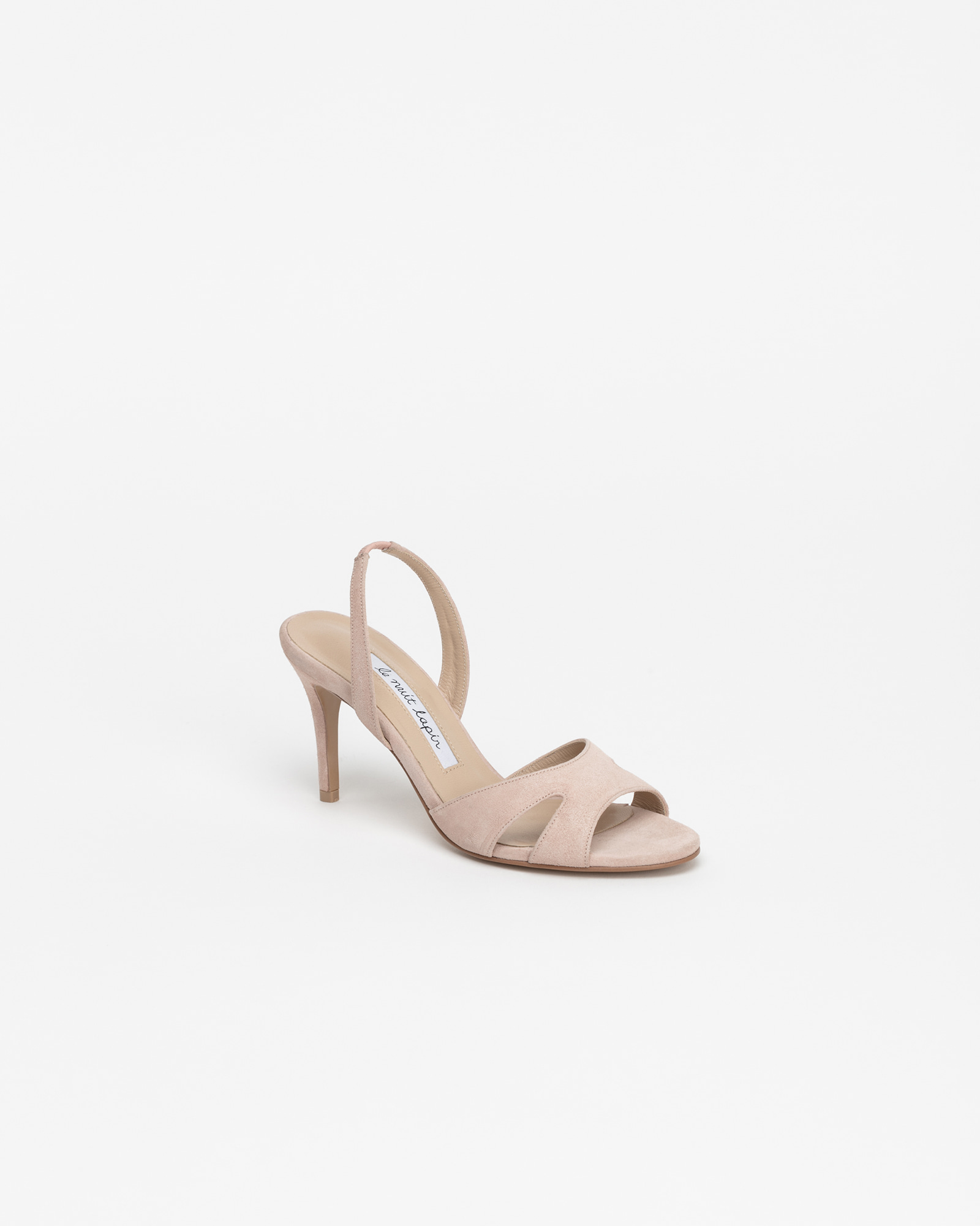 Viola Sandals in Rose Dust